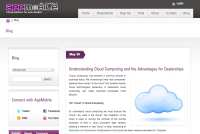 Understanding Cloud Computing and the Advantages for Dealerships