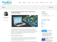 Incorporating Auto-responders into Your Nonprofit Email Marketing Campaigns