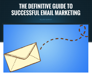 The Difinitive Guide to Successful Email Marketing of Hiver with Julia Gulevich of G-Lock